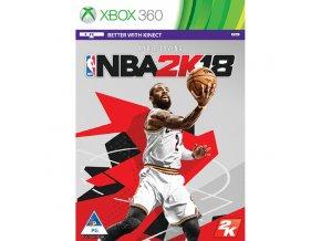 xbox 360 nba 2k18 game