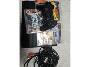 PS3 SLIM 1TB (používané)