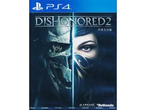 dishonored 2 ps4 as 4562226431106