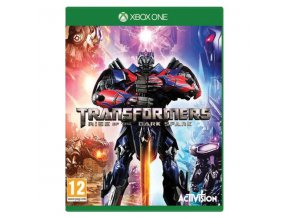 transformers rise of the dark spark xbox one 234936