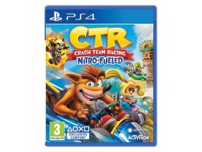 crash team racing nitro fueled ps4 390949