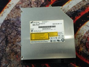 ASUS X52F Super Multi DVD Rewiter Model:GT32N