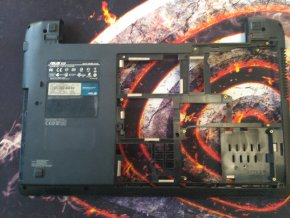 ASUS X52F 37KJ3BCJNOO/13GNXM1AP040-2