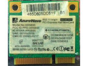 ASUS X52F Model NO:AR5B95