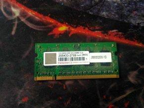 RAM Transcend 1GB DDR2