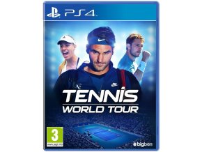 Tennis World Tour PS4 88352.1573190965