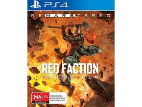ps4 red faction guerrilla remarstered cz nova