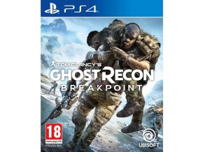 ps4 tom clancy ghost recon breakpoint cz