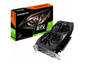 GIGABYTE RTX 2060 DDR6 6GB GV-N2060D6-6GD