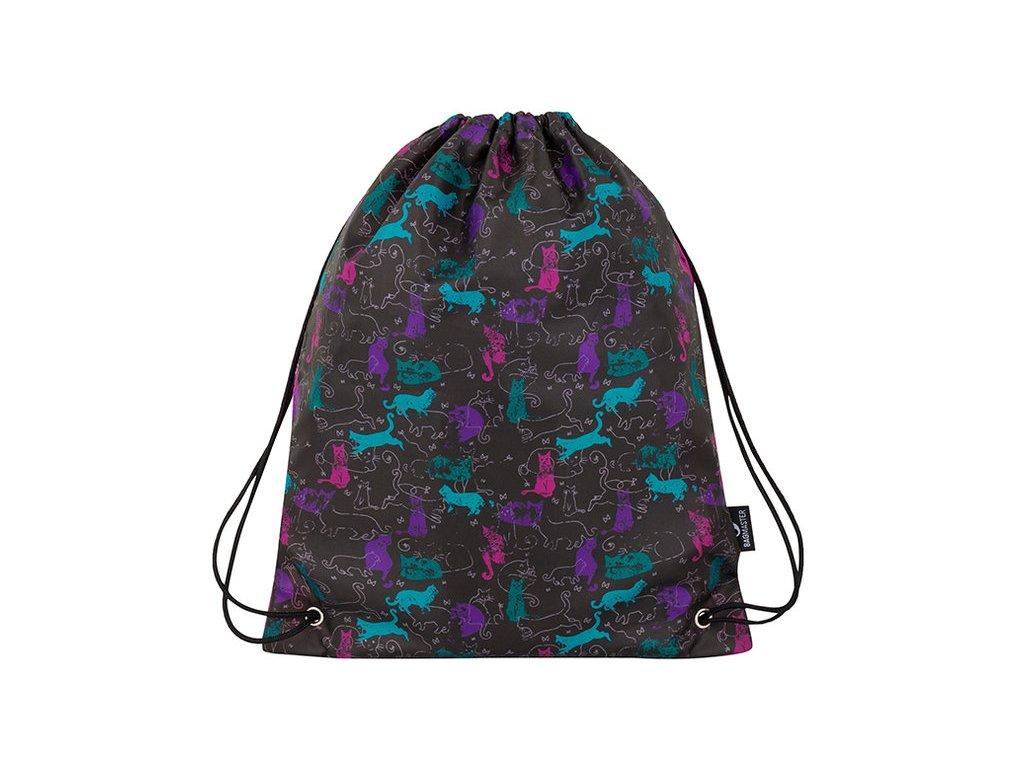 BAGMASTER SHOES EPSON 8 A BLACK/PINK/BLUE