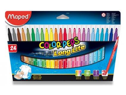 fixy maped color peps 24