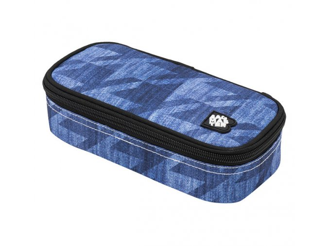 BAGMASTER CASE BAG 8 B BLUE/BLACK