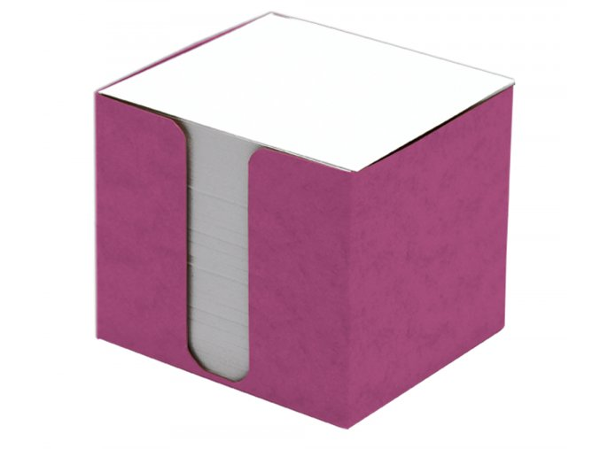 Blok kostka v krabičce