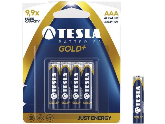 Baterie Tesla/GP Baterie