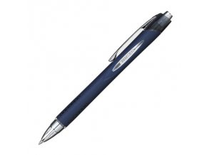 UN26860 BK ZZZ Uni SXN 217 Jetstream RT Retractable Rollerball Pen Fine Black P1