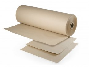 Pytlový papír 70g/m2 šíře 120cm