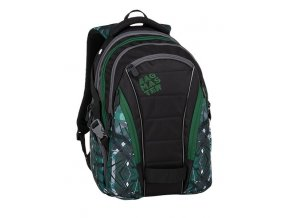 Bagmaster BAG 9 E GREEN/GRAY/BLACK