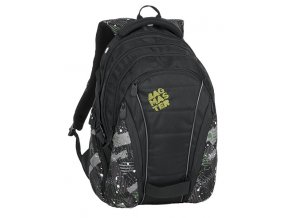 BAG 9 G GREEN/GRAY/BLACK