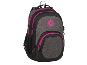 BAGMASTER MATRIX 9 A BLACK/GRAY/PINK