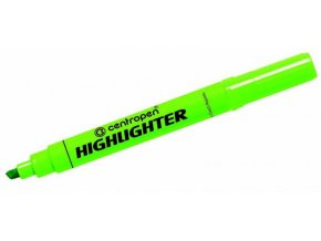 centropen zvyraznovac centropen 8552 highlighter zelena