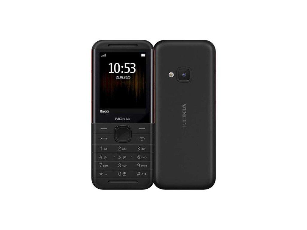 Nokia 5310 černá/červená