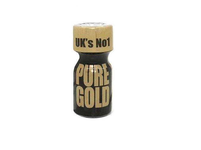 pure gold poppers 10ml