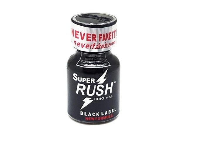 SUPER RUSH BLACK small 10ml