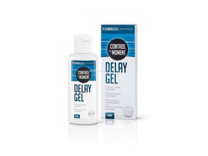 27695 cobeco intimate delay gel men 85 ml