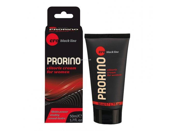 28034 prorino women 50ml black line clitoris cream