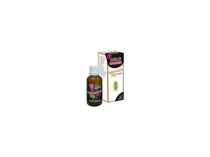 28130 spain fly women gold strong 30ml