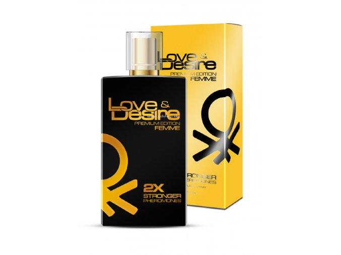 29105 feromony love desire gold women 100 ml