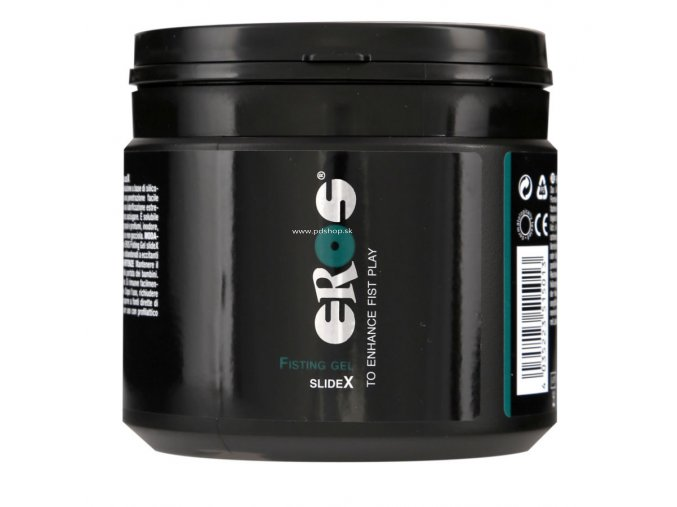 12107 eros fisting anal gel slidex 500 ml