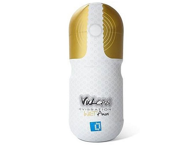 3176 funzone vulcan wet anus with vibrator