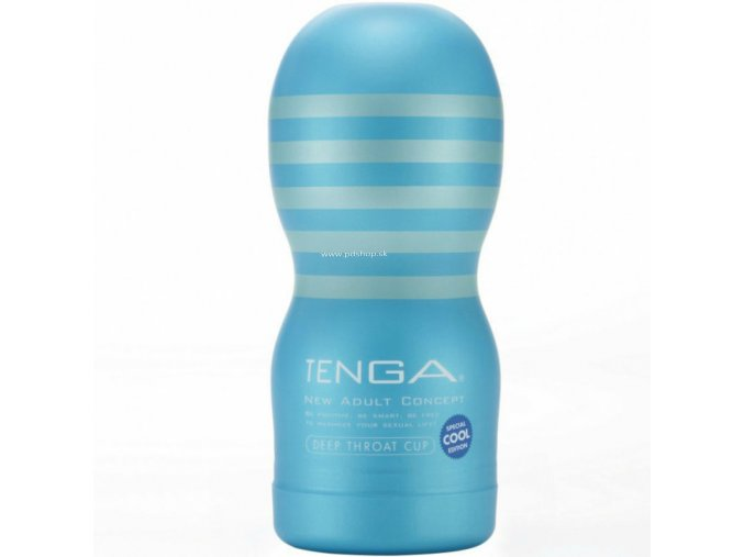 31022 tenga deep throat cup cool edition