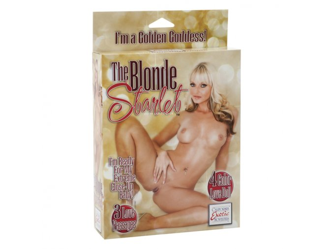 70610 the blonde starlet love doll