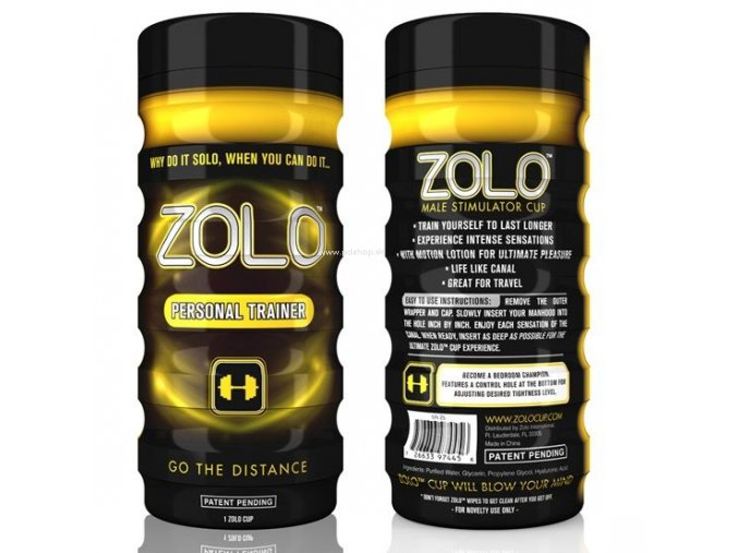 2636 zolo personal trainer cup