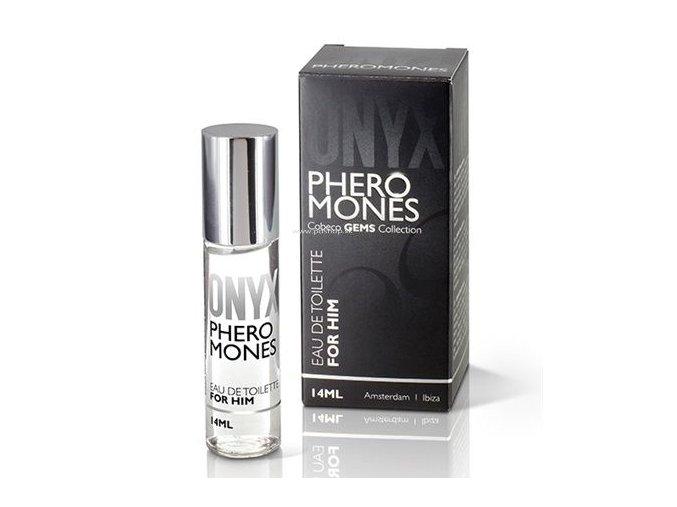 81458 onyx pheromones eau de toilette for him 14ml