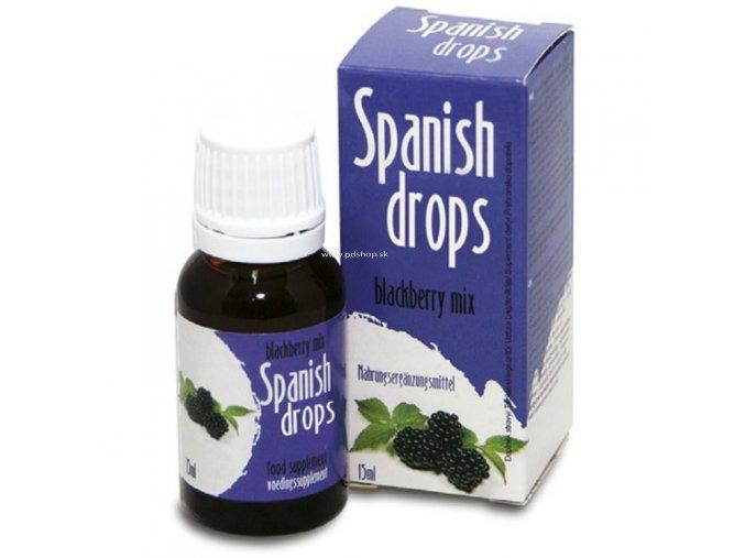 83309 spanish fly blackberry mix 15 ml