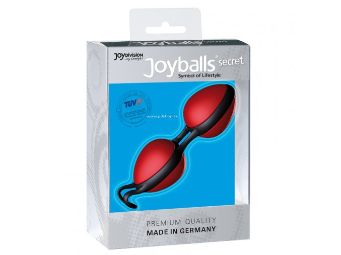 1085 joyballs secret black and red