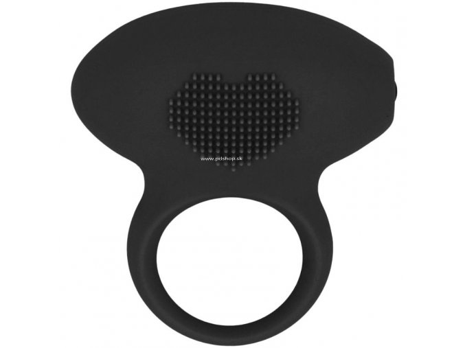 7367 simplicity baron vibrating cockring black