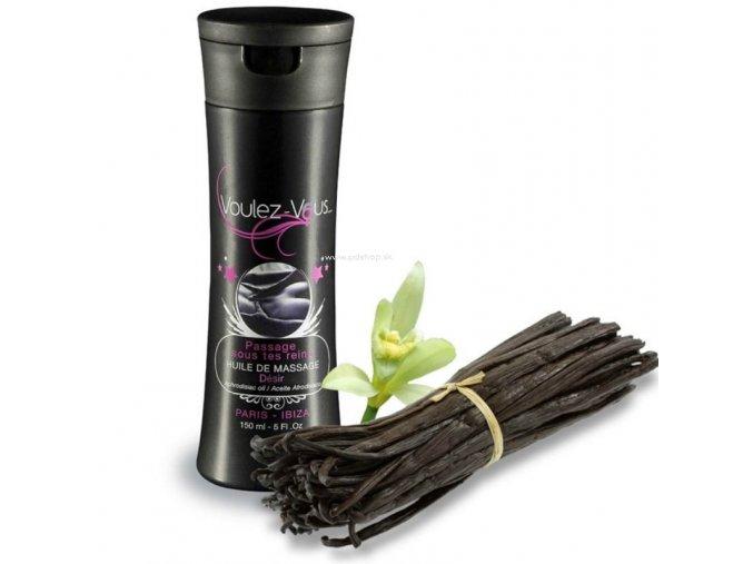 19220 voulez vous massage oil vanilla 150 ml