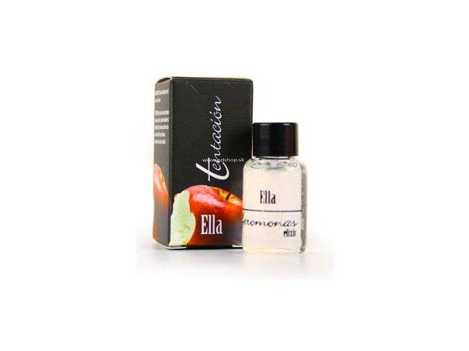 TENTACION FRAGANCE WITH PHEROMONONES FOR WOMEN 7 ML  - + + Darček kondóm alebo lubrikačný gél