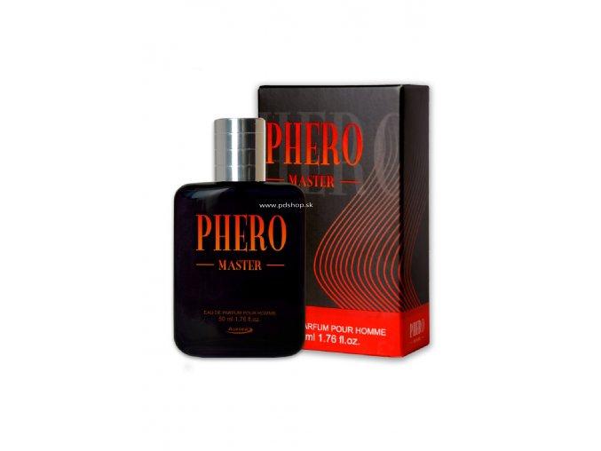 PHERO MASTER RED EDP pre mužov 50 ml  + darček vzorka voňavky 1,5 ml