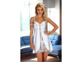 10250 alexandra chemise white