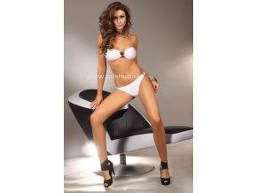 10532 amphitrite bikini white
