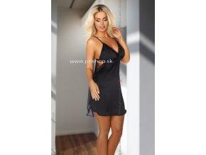 10385 shannon chemise black