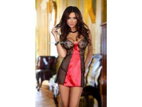 6785 yasmine chemise red
