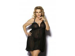 27395 1 adola black chemise xxl cierna spodnicka