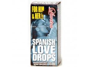 28367 spanish love drops lavetra 15 ml