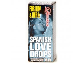 28367 spanish love drops lavetra 15 ml